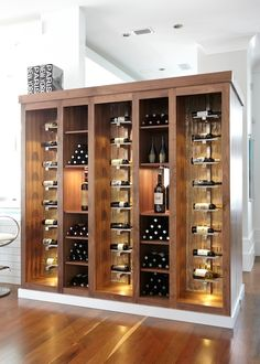 Vermillion Point Wine Cellar