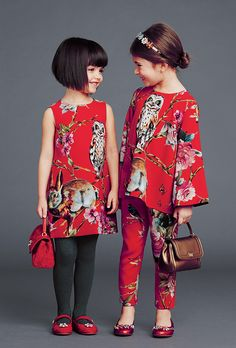 Dolce & Gabbana – Children Collection Gallery – Fall Winter 2014 2015 #kidsfashion #dimitybourke