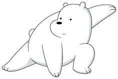 Image result for ice bear we bare bears