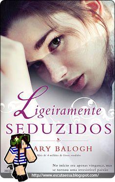 Resenha – Ligeiramente Seduzidos, de Mary Balogh - Editora Arqueiro http://escutaessa.blogspot.com.br/2016/11/resenha-ligeiramente-seduzidos-de-mary.html Te espero lá ;) Vou adorar retribuir o seu comentário :) #ler #livro #ebook #RomanceDeEpoca #romance #MaryBalogh #Bedwyn #leitura #livros #amoler #ebooks #serie #series #EditoraArqueiro #resenha
