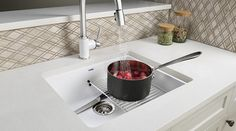 BLANCO floating sink