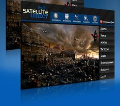 Watch online TV on Your PC with SatelliteDirect - Over 3,500 HD Channels Available 24/7
