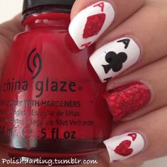 Casino nails