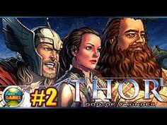 Thor God of Thunder DS parte2 Asgard