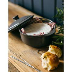 Grey Camembert Baker
