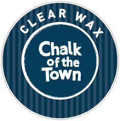 Chalk Of The Town® - Clear Wax / Διάφανο Κερί για χρώμα κιμωλίας Wax, Chicago Cubs Logo, Team Logo, Colors, Colour, Color, Laundry, Paint Colors, Hue