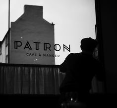 Patron Cave à Manger ... Reco from David Loftus