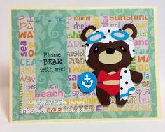 Teddy Bear Parade - Swimmer 2