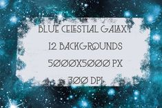 Galaxy Background, Window Stickers, Paint Shop, Type Design, Personal Branding, Overlays, Celestial, Lettering, Texture