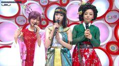 [TV / Movies] 120401 SBS Inkigayo MC IU, Goo Hara and Jung Nicole Cuts ~ mykpopnote