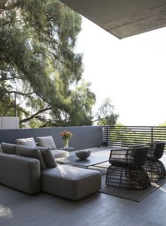 Concrete House | Outdoor | Nico van der Meulen Architects #Design #Furniture #Architecture