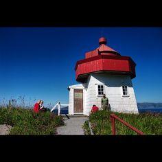 Blue sky at Skongenes Lighthouse. #skongenes #sognogfjordane #visitnorway #i_love_norway Visit Norway, Lighthouse, Sky, Photo And Video, Instagram, Bell Rock Lighthouse, Heaven, Light House, Heavens