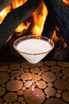 9 Best Signature Cocktails for Winter | Cocktail Recipes | Winter Cocktails | S'moretini