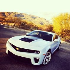 Pure American Muscle - Chevrolet #Camaro - ZL1