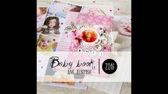 Baby book - фото-дневник первого года жизни ребенка.