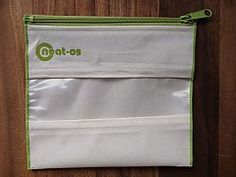 Reusable 'plastic' baggies. Free of all the junk (BPA, pvc, lead). I want these!