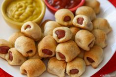 4. Corn Dog Nuggets 50 Kid's Party Food Ideas They'll Actually Eat | DIY for KIDS