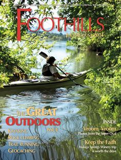 July - August 2014 Foothills Magazine.  Click to view online.