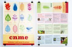 Jaarverslag 2013 - CNME // Design by Bomkracht