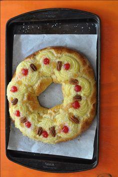 Bagel, Doughnut, Pineapple, Cupcakes, Bread, Baking, Fruit, Sweet, Desserts