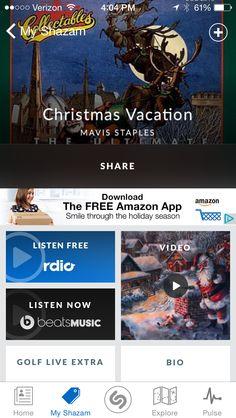Christmas Vacation National Lampoons Christmas Vacation Soundtrack