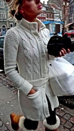 Knitwear | The Street Fashion Monitor