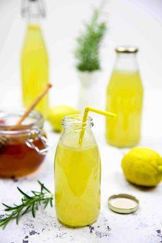 Rosmarin Honig Limonade