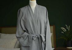 grey-Luks-soft-cotton-robe