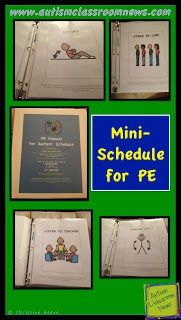Visual Schedule Series: Using Schedules Everywhere - Autism Classroom Resources