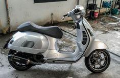Vespa Gts 125, Vespa 300, Vespa Sprint, Lml Vespa, Vespa Lambretta, Yamaha Scooter, Trike Motorcycle, Motor Scooters, Vespa Scooters