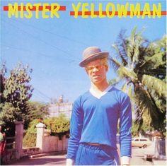 Precision Series Yellowman - Mister Yellowman, Black