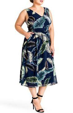 36f73ed107df STANDARDS   PRACTICES Designer Naya Deep V-Neck Midi Dress