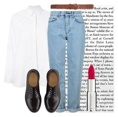 """""""Noora #5"""" by lerazhihareva on Polyvore featuring мода, Georgia Alice, Topshop, Dr. Martens, Dorothy Perkins и Givenchy"""