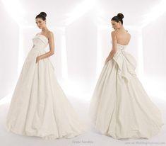 wedding dress pocket