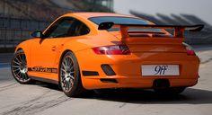 2010 9ff Porsche 911 GT3 RS GTurbo 1000