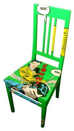 cadeira pop