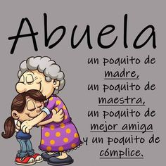 Mom Poems, Grandma Quotes, Mothers Day Quotes, Mothers Day Crafts, Mom Quotes, Happy Mothers Day, Quotes To Live By, Life Quotes, Spanish Inspirational Quotes