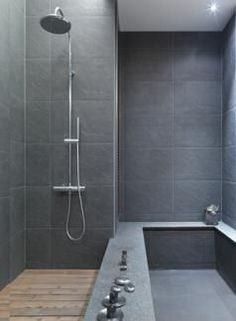 nice bathroom/shower