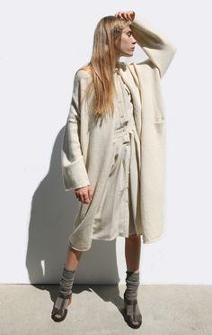 Anaïse | Lauren Manoogian Taper Coat