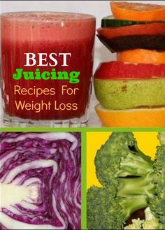 Best Juicing Recipes For Weight Loss | whatscookingamerica.net | #juicing #recipes #weightloss