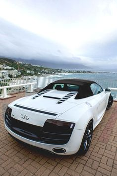 Audi cool live-in-luxury Audi spyder Check more at autoboard.pro/ – – World Bayers Maserati, Bugatti, Ferrari, Audi 2017, Audi Rs, Rolls Royce, Aston Martin, Audi R8 Sport, Convertible