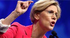 Senator Elizabeth Warren joins Senate Democratic leadership team.