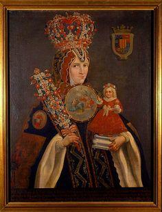 Dressing up for Jesus - las monjas coronadas