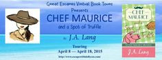 LibriAmoriMiei: Review & Giveaway: Chef Maurice and a Spot of Truf...