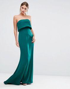 Jarlo | Jarlo Double Layer Strapless Dress