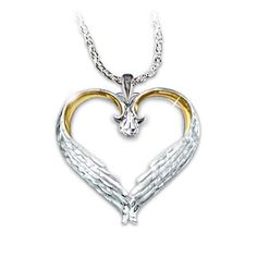 I found 'Angel's Wings Mother Of Pearl Remembrance Pendant' on Wish, check it out!