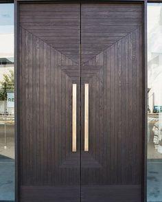 56 Ideas main door handle design cabinet hardware for 2019 Modern Entrance Door, Main Entrance Door Design, Modern Front Door, Front Door Entrance, Front Door Design, Entry Doors, Front Entry, Grand Entrance, Doorway