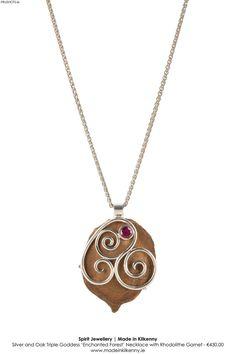 #spirit #jewellery #jewelry #ireland #MadeinKilkenny #handmade #fashion #naturelover #handcrafted #IrelandsAncientEast #weddings #bridal #accessories #uniquegifts #gifts #silver #oak #gemstones