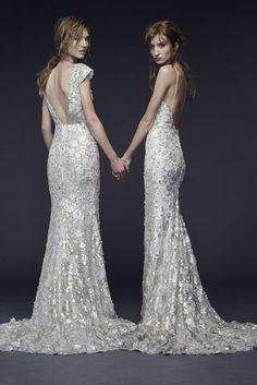 Brautkleider von Vera Wang Herbst/Winter 2015