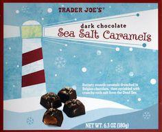 Trader Joe's Sea Salt Caramels